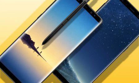 سامسونگ مشکلات مربوط به شارژ نوت8 و S8 را تائید میکند|کالاسودا