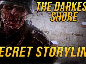 انتشار بسته الحاقی The Darkest Shore برای بازی Call Of duty WWII