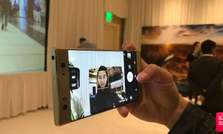 گوشی جدید سونی با دو دوربین جلو برای عاشقان سلفی|کالاسودا