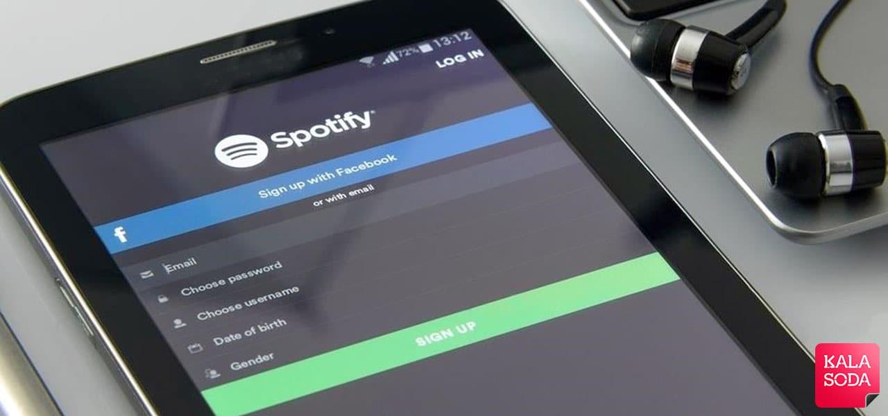 اسپاتیفای بالاتر از اپل موزیک در جذب مخاطبان میلیونی|کالاسودا