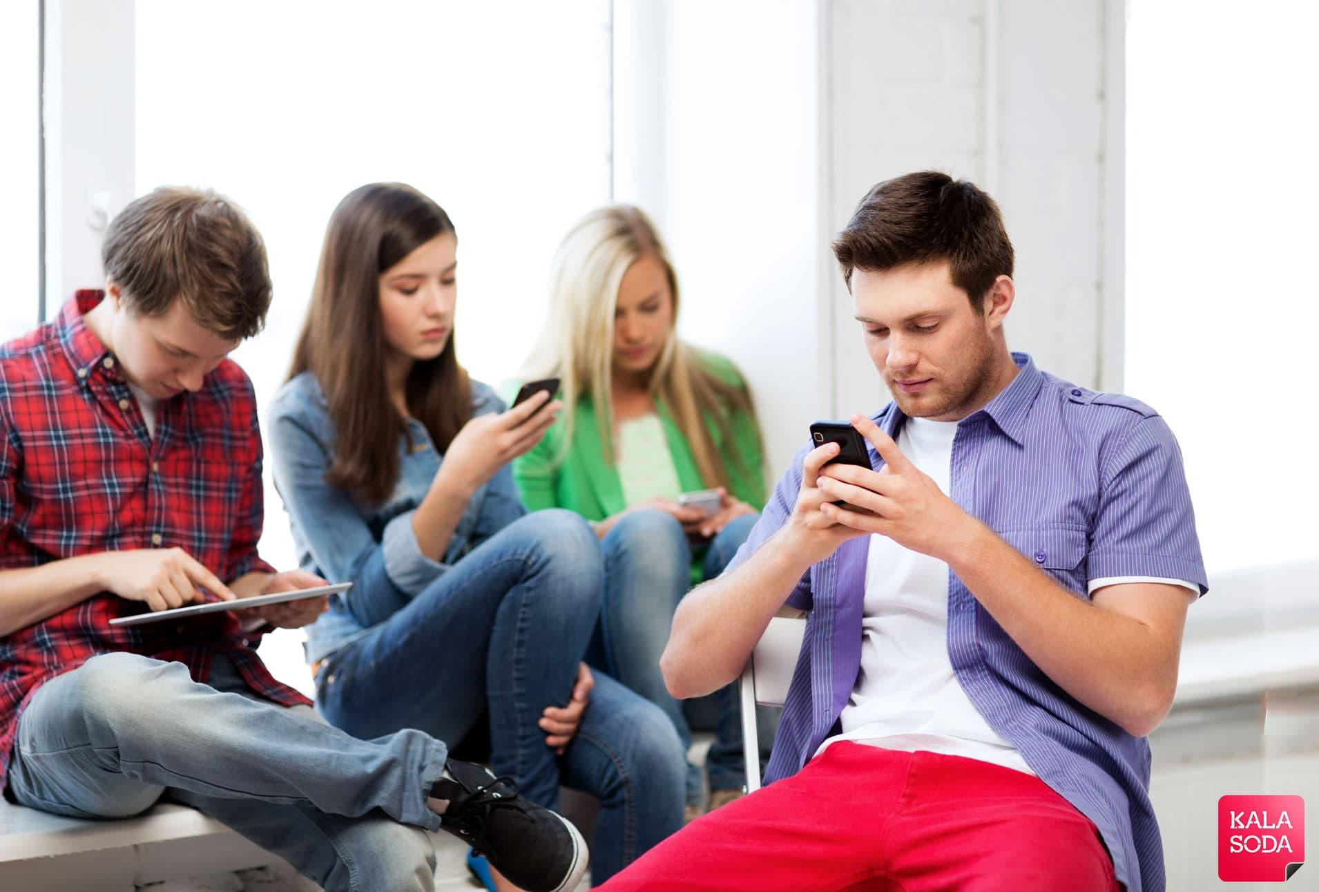 اپل مسئول بررسی اعتیاد نوجوانان به گوشی شد|کالاسودا