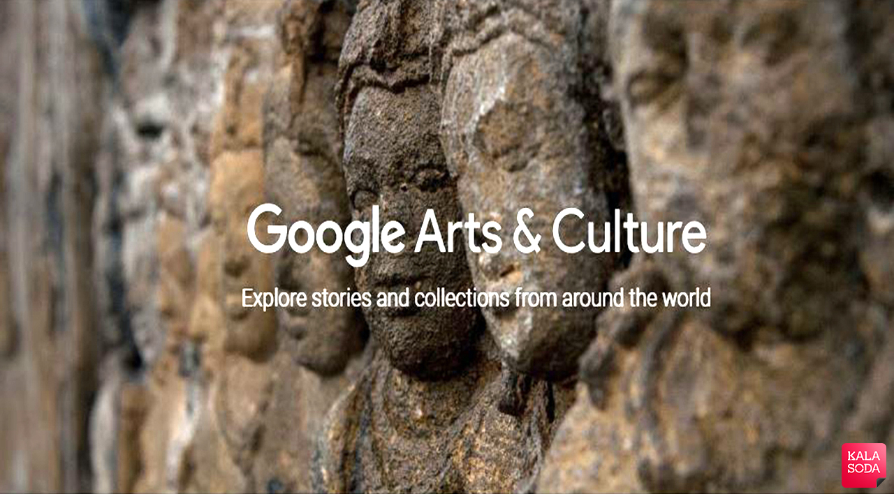 سفر به موزه های سراسر جهان؛آشنایی با اپلیکیشن Arts & Culture