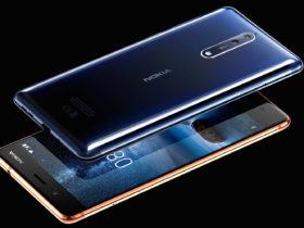 بازار موبایل منتظر ورود Nokia 8 Sirocco است|کالاسودا