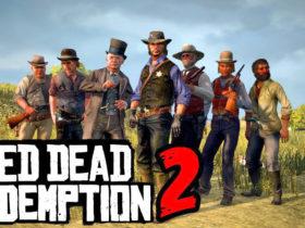 ۲۶ اکتبر و عرضه رسمی بازی Red Dead Redemption 2