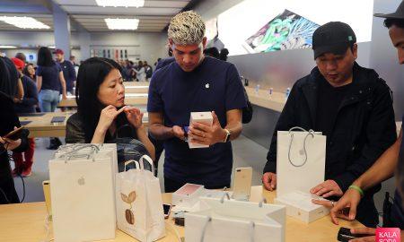 چرا اپل نیاز به فروش بیشتر آیفون ندارد؟|کالاسودا