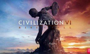 تریلر محتوای قابل دانلود بازی CIVILIZATION VI به نام RISE AND FALL