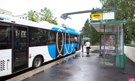 اتوبوس های برقی حمل و نقل شهری را تسخیر می کنند|کالاسودا