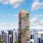 بلندترین آسمانخراش ضد زلزله دنیا در توکیو ساخته میشود