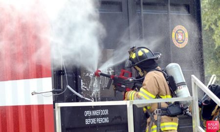 وقتی آتش نشانان با PyroLanceبه جنگ آتش می روند|کالاسودا