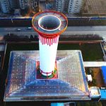 چین با دودکش غول پیکر به مصاف آلودگی هوا میرود