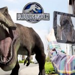 به جای پوکمون، دایناسور شکار کنید!