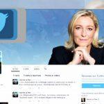 فضای مجازی عرصه یکه تازی رهبر فرانسوی شد