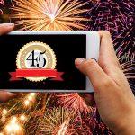 موبایل ۴۵ ساله شد /امروز سوم آوریل برابر با تولد میانسالی موبایل است!