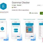اپلیکیشن Grammar Checker ؛ نرم افزاری ارزشمند برای علاقه مندان به زبان انگلیسی