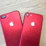 قرمز رنگ سال اپل می شود ؟