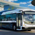 اولین ایستگاه شارژ اتوبوسهای برقی در واشنگتن رونمایی شد