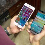 اپل در سال جدید برای ساخت صفحه نمایش با الجی همکاری می کند
