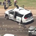 خودروی بدون راننده وایمو تصادف کرد
