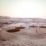 ازمایش موفقیت آمیز ناسا در صحرای نوادا