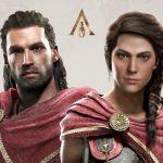 یوبی سافت کاور بازی Assassin's Creed Odyssey را منتشر کرد