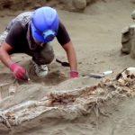 بیش از ۵۰ کودک قربانی خدایان باستانی شدند