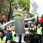 کارمندان آمازون در مقابل فشار کاری اعتصاب کردند