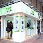 کاهش ۶۸ درصدی فروش تلفن های همراه HTC در ماه ژوئن