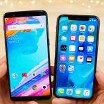 اضافه کردن ظاهر iPhone X به تلفن همراه اندروید