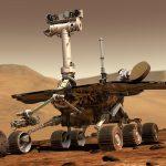 آیا موجودات فضایی مریخ نورد «اپورچیونیتی» را سرقت کرده اند؟!