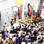 بزرگترین فروشگاه شیائومی در پکن: از فروش آنلاین تا فروشگاه فیزیکی