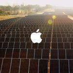 سرمایه گذاری ۳۰۰ میلیون دلاری شرکت اَپِل در زمینه انرژی پاک در کشور چین