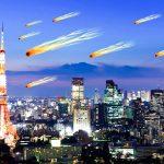 نمایش باران شهاب سنگ به صورت مصنوعی در سال ۲۰۲۰