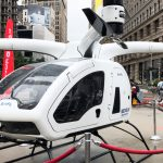 هلیکوپتر هیبریدی راهکاری برای رهایی از ترافیک