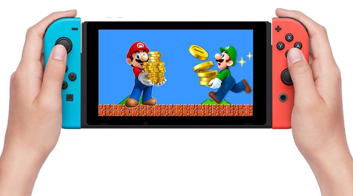 بررسی مشخصات سخت افزاری Nintendo Switch