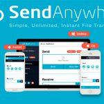 نرم افزار Send Anywhere File Transfer؛ آسان ترین روش انتقال فایل
