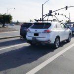 خودروی خودران شرکت اپل تصادف کرد