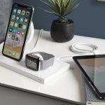 شارژر اختصاصی وایرلس برای آیفون XS و اپل واچ
