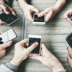 کاربران تا چه میزان به گوشی خود معتادند؟