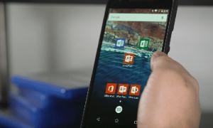 افزونه های جدید و جذاب نسخه موبایل برنامه Office