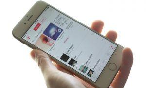 کاربران اپل موزیک، موسیقی را با متن گوش کنند