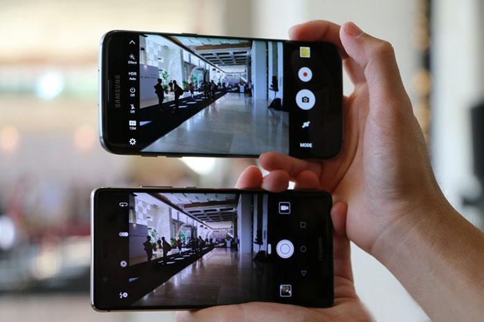 مقایسه دوربین سامسونگ و هوآوی