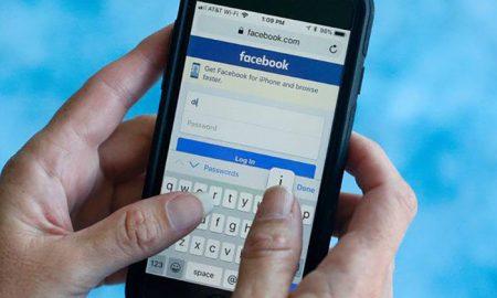 کمپانی فیسبوک تعداد اکانت های هک شده را مشخص کرد