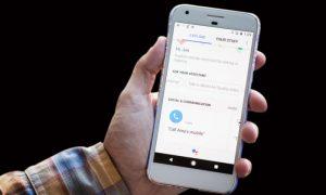 بهبود ویژگی های دستیار صوتی گوگل در گوشی ها