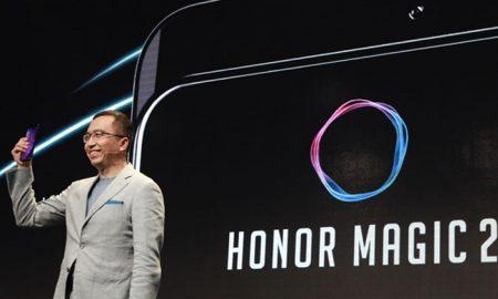 موبایل Honor Magic 2 امتیاز های فوق العاده ایی کسب کرد