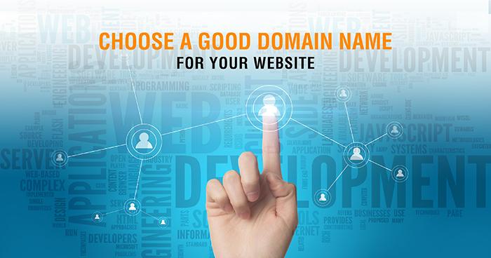 چطور نام مناسب برای دامنه سایتم انتخاب کنم؟