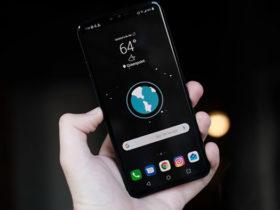 پیش فروش پیش از موعد گوشی LG V40