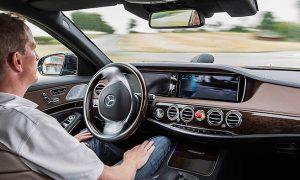 نقشه های شرکت مرسدس بنز برای استفاده از تکنولوژی خودروهای خودران