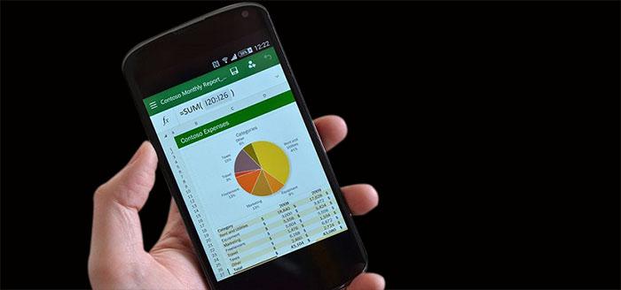 افزونه های جدید برای نسخه گوشی Office در راه است