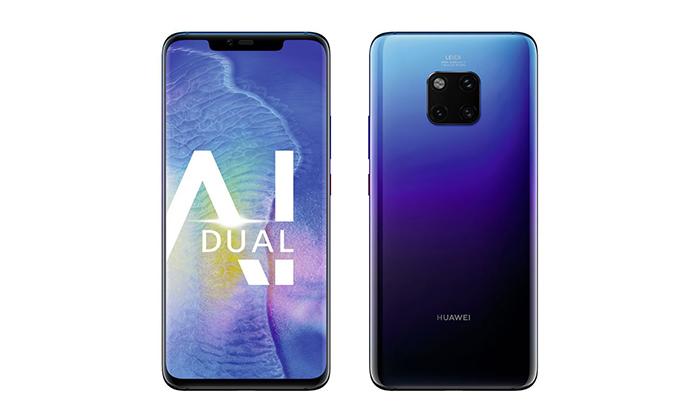 محصولات P30 در کنار گوشی های 2019 هواوی