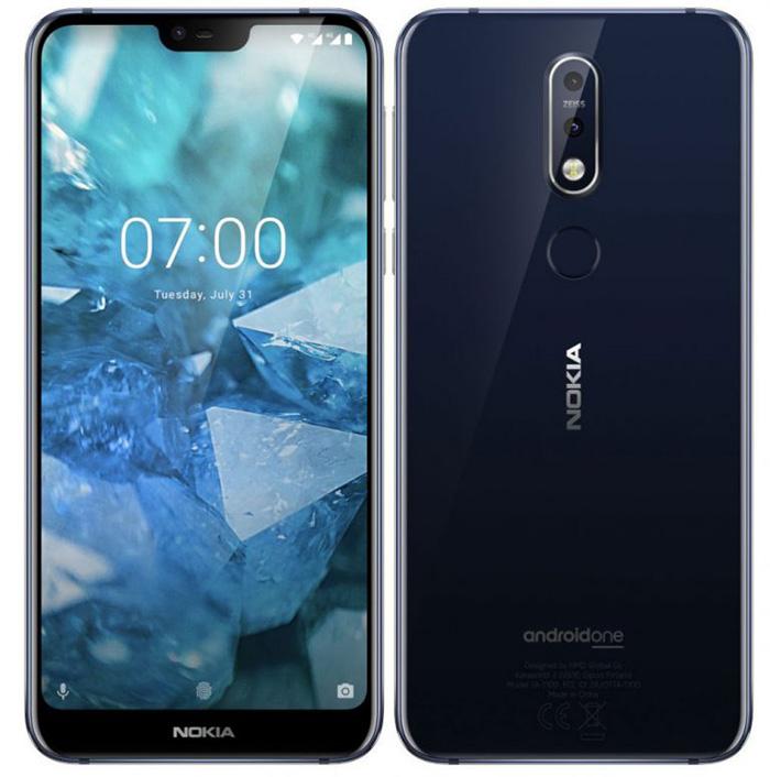 Nokia 7.1 ؛ خاص ترین میان رده تاریخ نوکیا رونمایی شد
